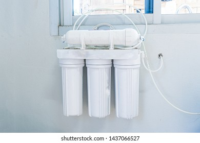 Filter system for water,Reverse osmosis water purification system.