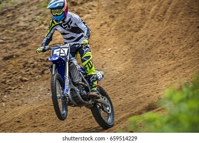 FIM European Motocross Championship, Veliaminovo, Russia 3-4 June 2017 Russian round of motocross championship. 3 classes: EMX85, EMX65 and EMXOpen. Ogranized by Moto Park Velyaminovo-Istra.