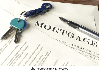 finalizing home mortgage