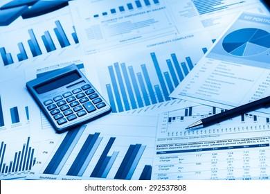 Finance, Analyzing, Market.