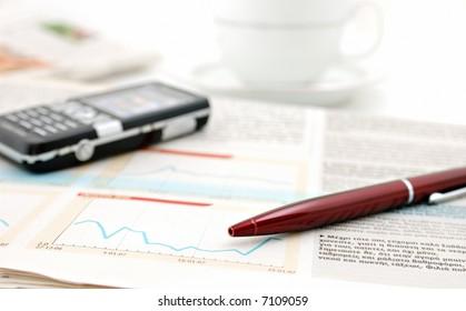finance business concept
