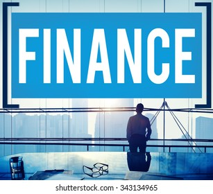 Finance Economics Accounting Interest Concept