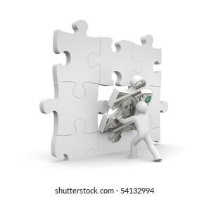 Finance metaphor