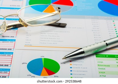 Finance, Report, Business.
