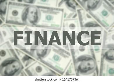 Finance saccess concept