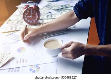 Financial analysis, Accounting, Coffee break