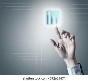 Financial application icon