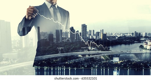 Financial business services - Shutterstock ID 635532101