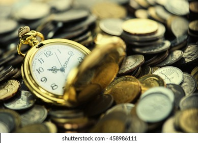 financial concept time is money