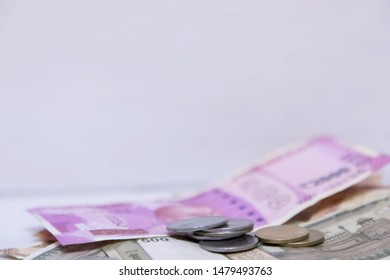 Financial concepts: Indian Currency Two Thousand and Five Hundred Rupees
