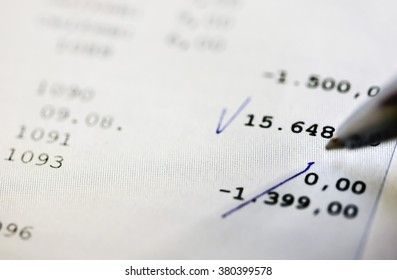 Financial data analyzing Financial data analyzing