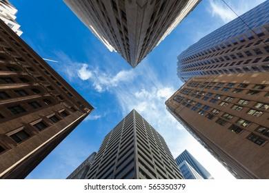 Financial District San Francisco,San Francisco,USA
