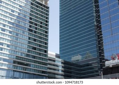 Financial Modern District