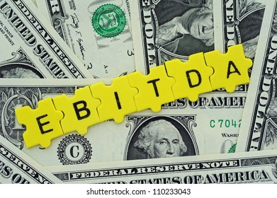 financial ratios, EBITDA = Earnings before Interest, Taxes, Depreciation and Amortization