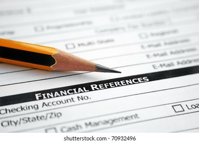 Financial references
