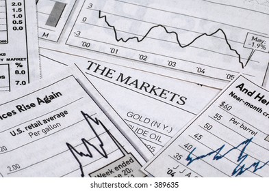 Financial Related Charts