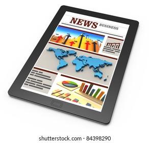 Financial report news