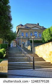Finanzamt Bayreuth in Bayreuth is a city in Bavaria, Germany, with many historical attractions
