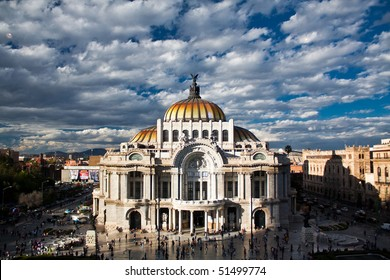 Fine Arts Museum, Mexico-city, Mexico