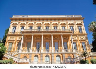 Fine Arts Museum, Nice, France