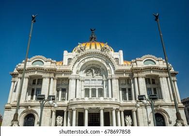 Fine Arts Palace, Palacio de Belas Artes, Mexico City