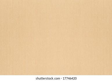 Fine cardboard texture