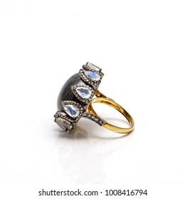 fine gemstone rings