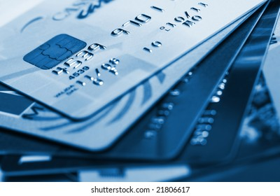 fine image of credit card background detail
