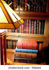 Fine Leather Books