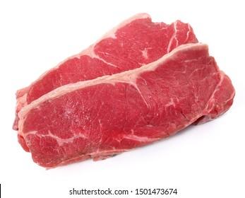 Fine Meat - Raw Striploin - Beef Steaks