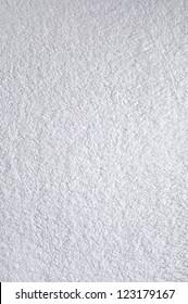 A fine texture of bright white bath towel.
