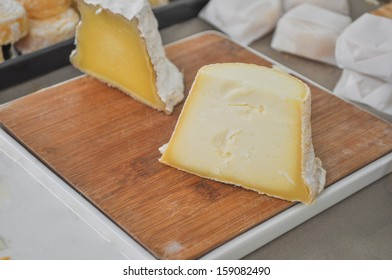 Fine traditional hand made cheese food