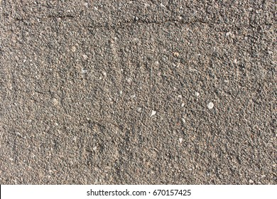 Fine and uniform gray Gravel surface for background
