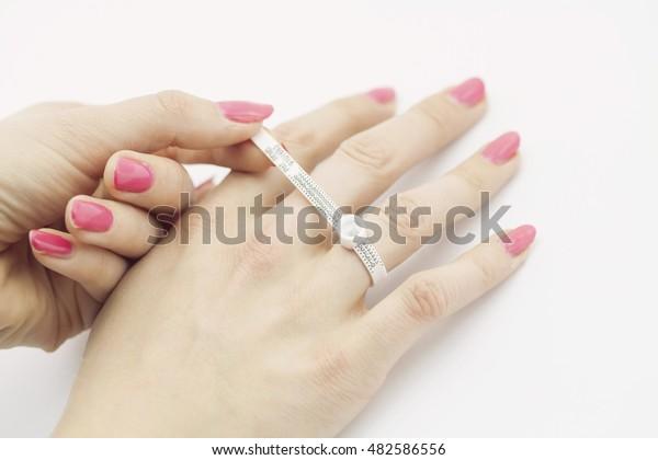 指輪サイズ変更ツール