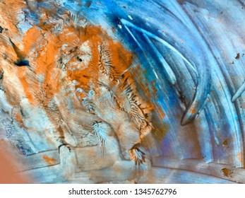 Fingerprint background image