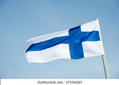 Finland Flag - Flag of Finland - Finnish Flag