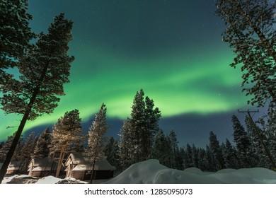 Finland Northen Lights