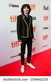 "Finn Wolfhard attends ""The Goldfinch"" premiere at Roy Thomson Hall on September 8, 2019 during the 2019 Toronto International Film Festival in Toronto, Canada."