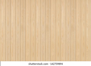 Finnish pine wood paneling.