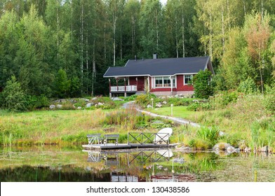 Finnish summer home