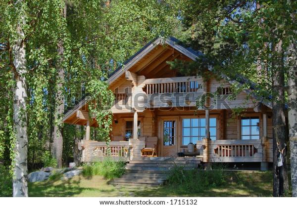 Finnish summer home