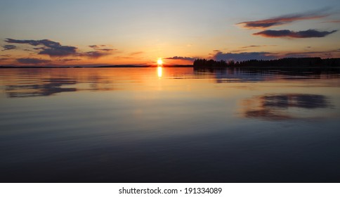 Finnish sunset I