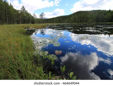 Finn-land lake