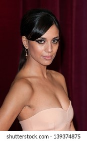 Fiona Wade arriving for the 2013 British Soap Awards, Media City, Manchester. 18/05/2013