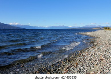 Fiordland lake vista