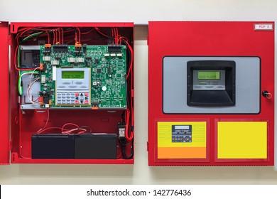 Fire Alarm controller, Fire notifier, Anti fire.