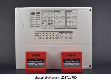 Fire alarm security.