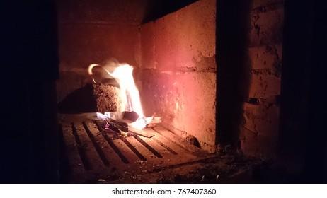 fire in brick owen