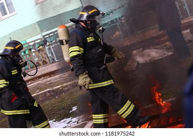 5336430e9f38 fire brigade fulfills the fight against fire