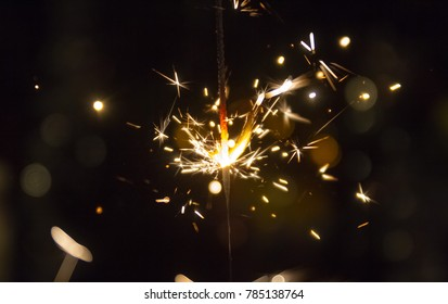 Fire chtistmas light